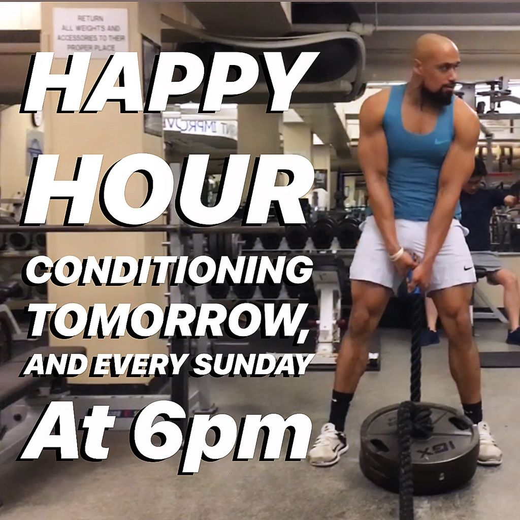 HAPPY HOUR CONDITIONING