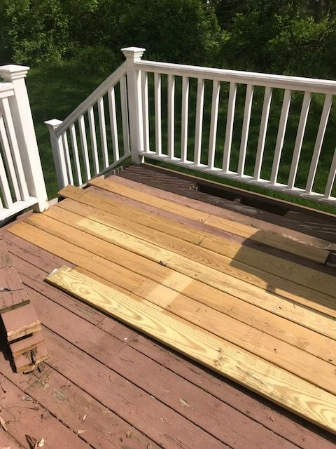Deck Over makes it new again