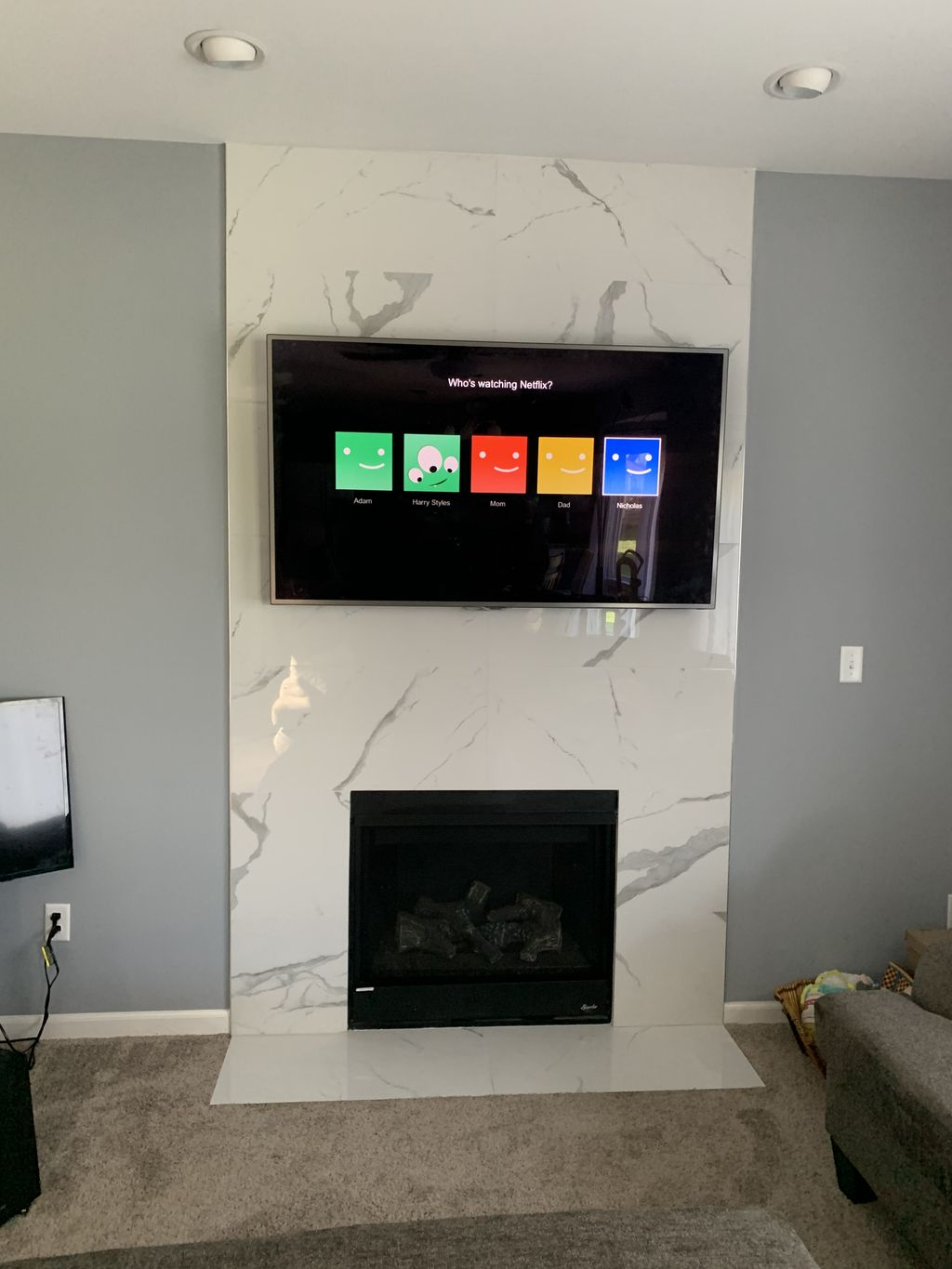 TV Mounting - Dundee 2019