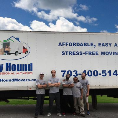 Avatar for City Hound Professional Movers Arlington, VA Thumbtack