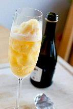 Mimosa Ice Cream