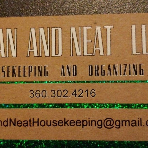 Clean and Neat LLC