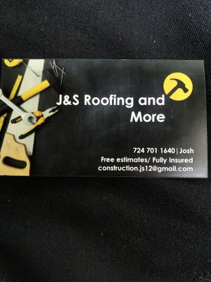 Avatar for J & S Roofing and more Georgetown, PA Thumbtack