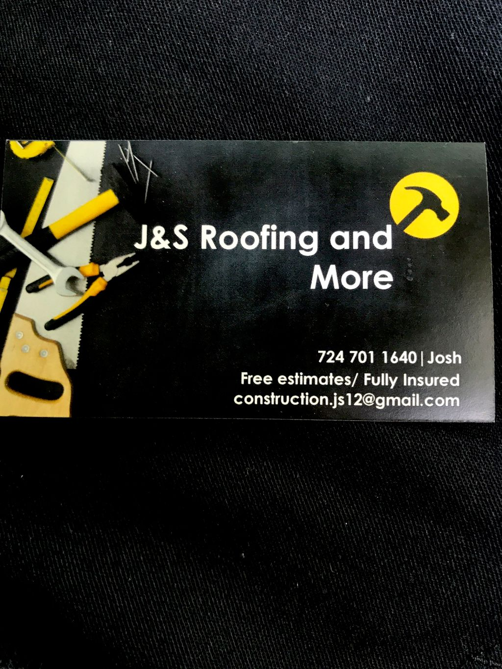 J & S Roofing and more