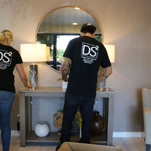 Team DS2 Installing and Securing Decor