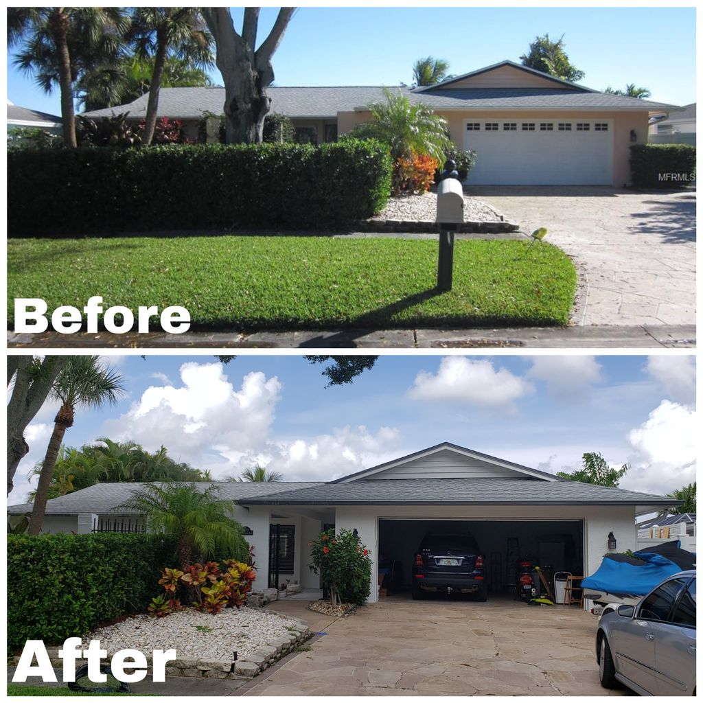 Exterior Painting Color Change