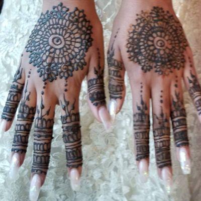 Avatar for Amtul henna body art