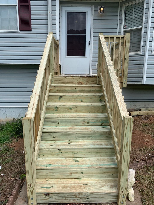 Deck or Porch Remodel or Addition - Douglasville 2019