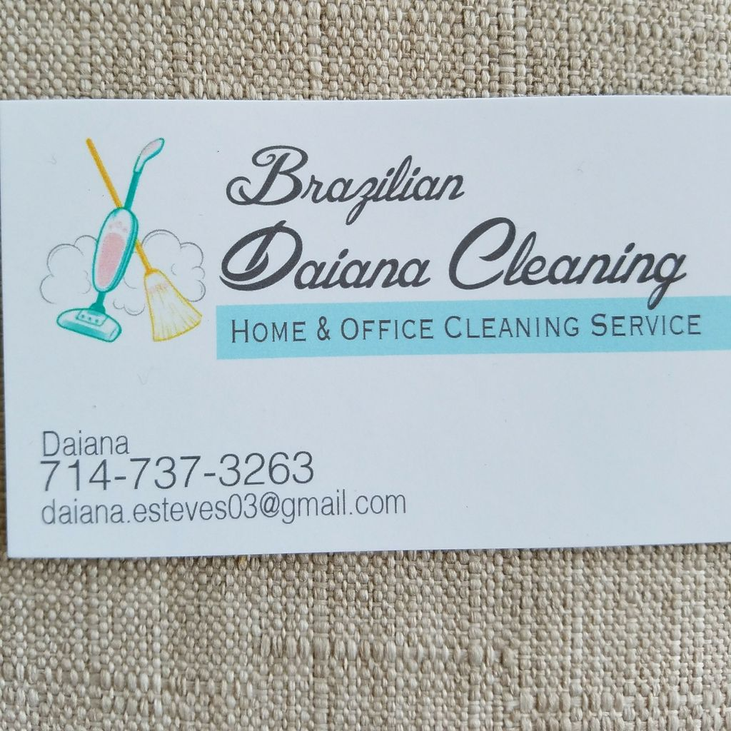 Brasilian Daiana Cleaning