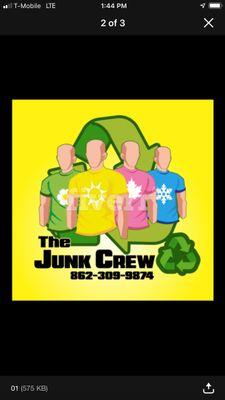 Avatar for THE JUNK CREW LLC