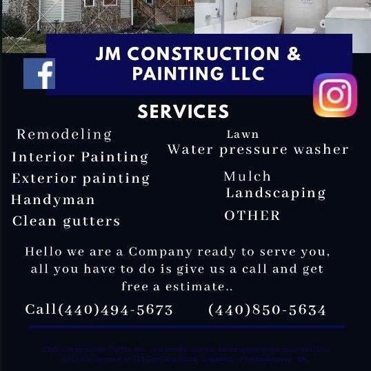 JM Construction & Painting LLC