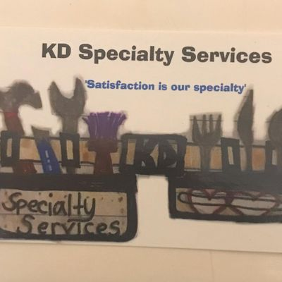 Avatar for KD Specialty Services