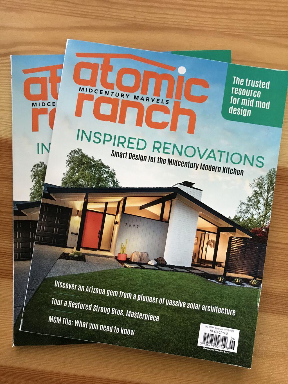Atomic Ranch Magazine - Fall 2019