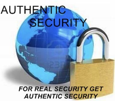 Avatar for Authentic Security