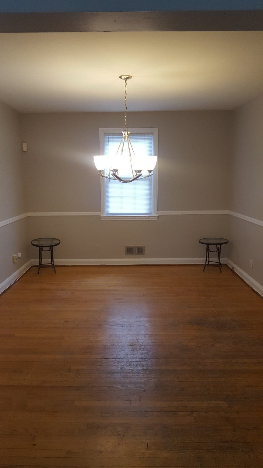 Hardwood Floor Refinishing - Baltimore 2019