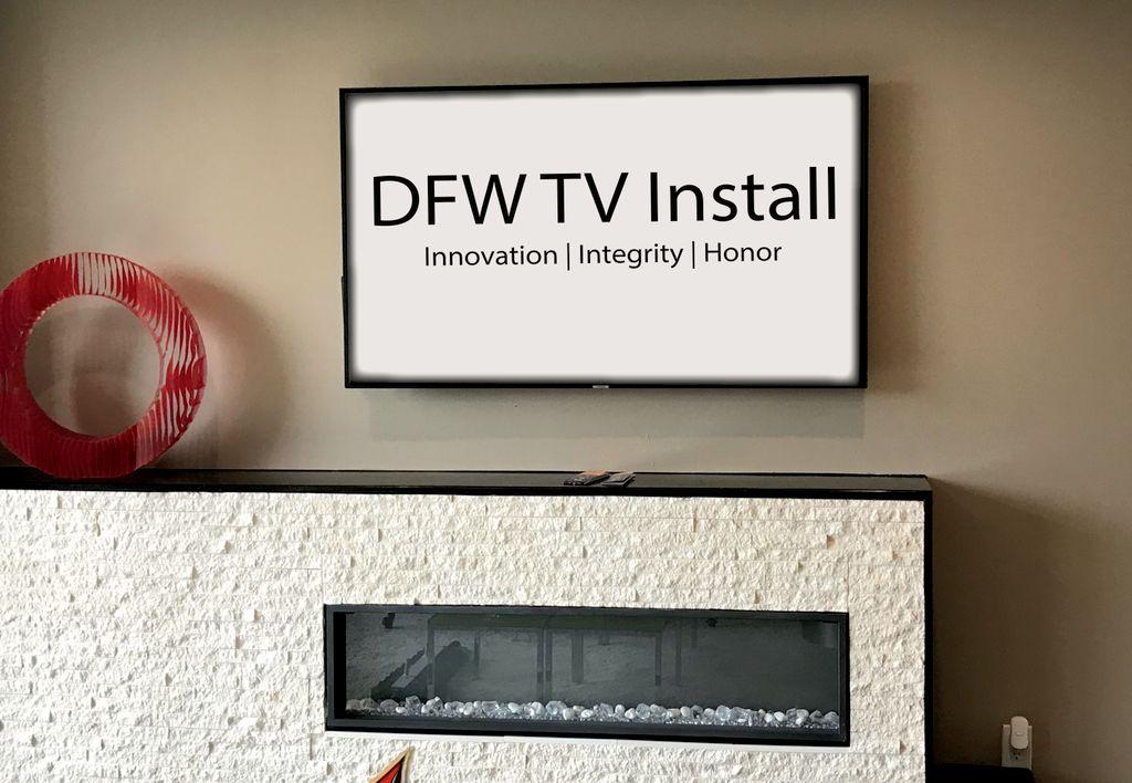 DFW TV Install