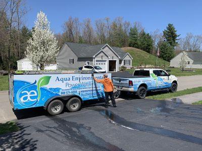Avatar for Aqua environmental power washing