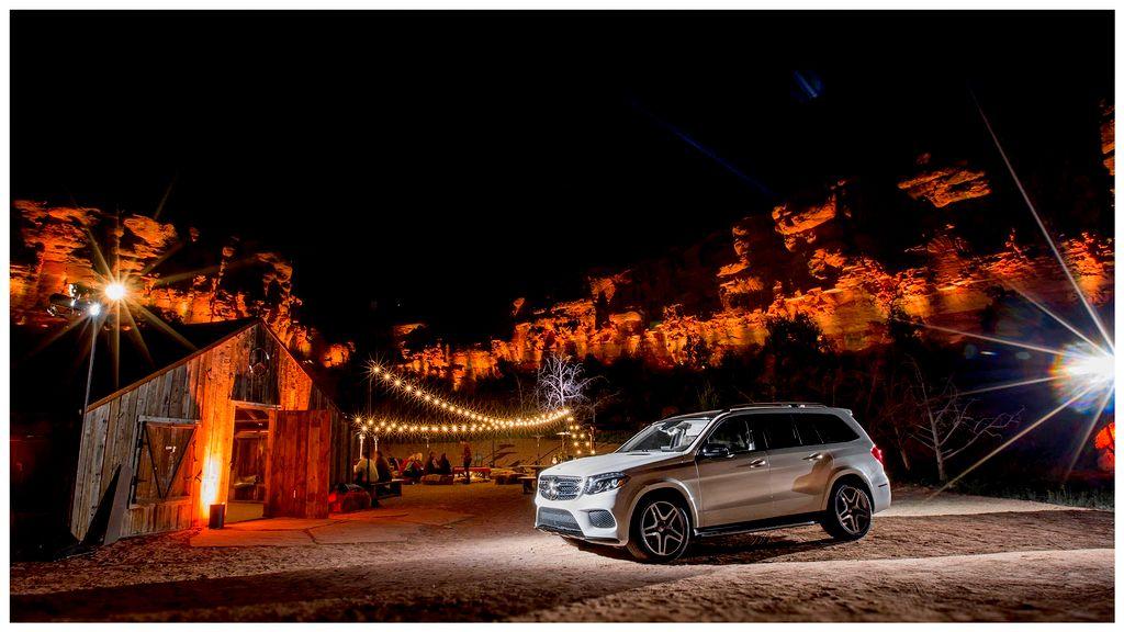 Mercedes-Benz Press Tour Drive
