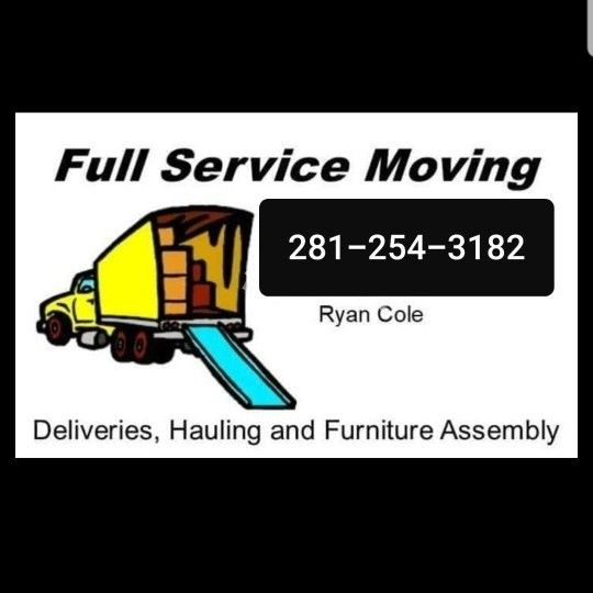 Full Service  Moving