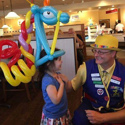 Avatar for Mr. Danimal D balloon guy Brunswick, OH Thumbtack