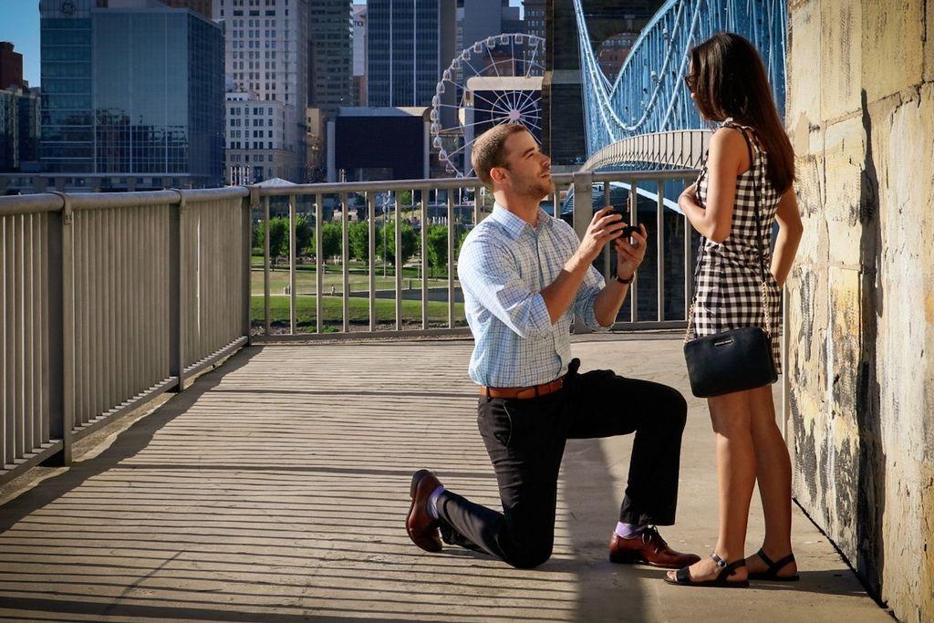 Engagement Photography - Covington 2019