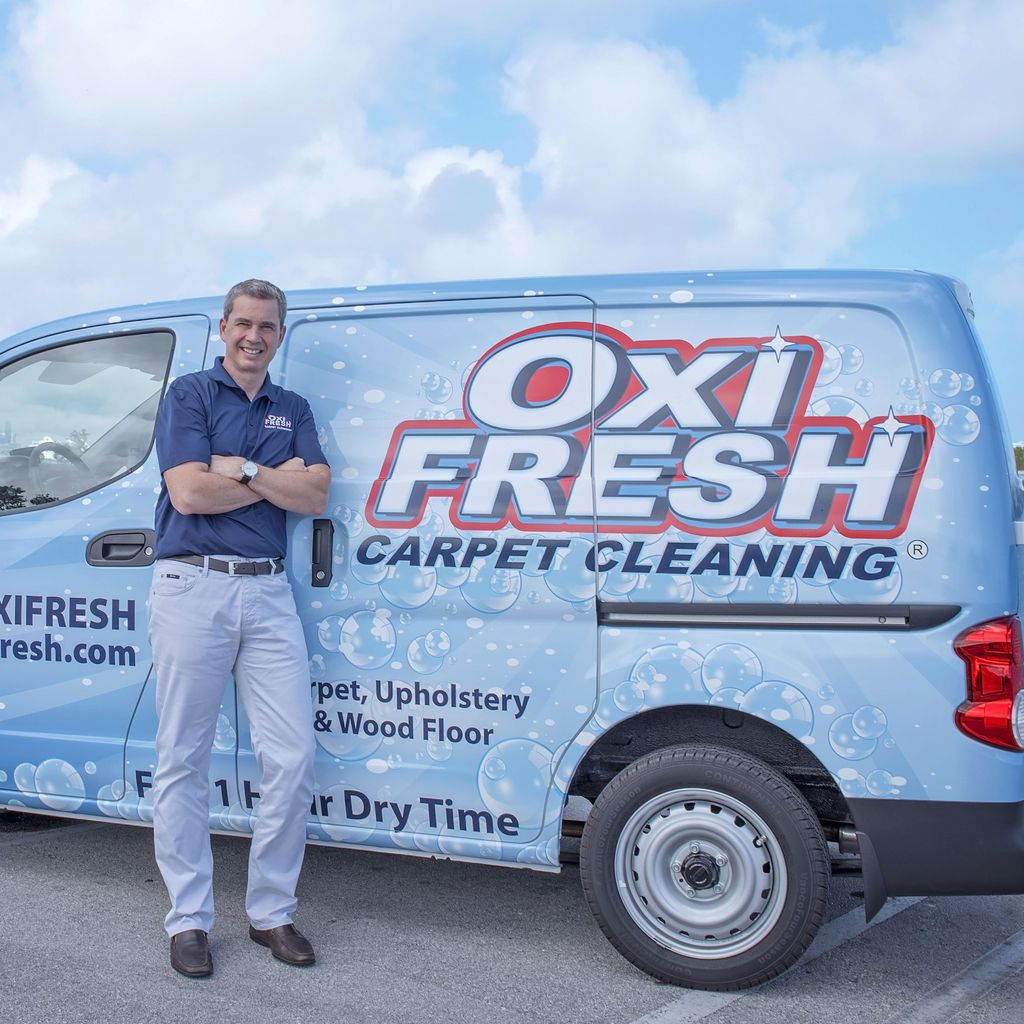 Oxi Fresh Cleaning