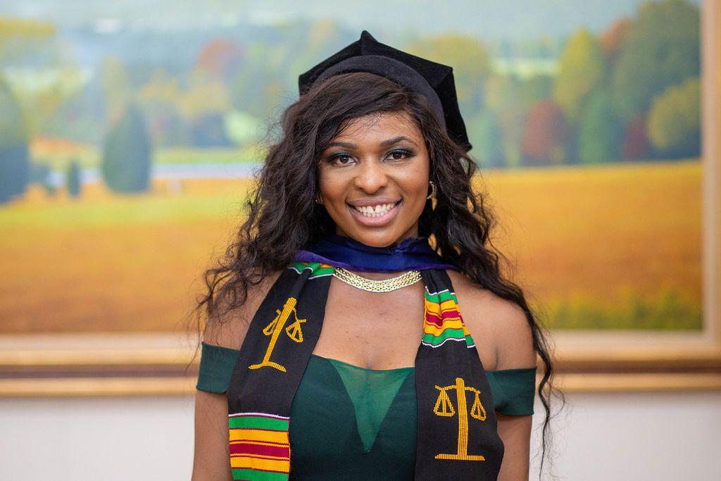 UVA Law School Graduation