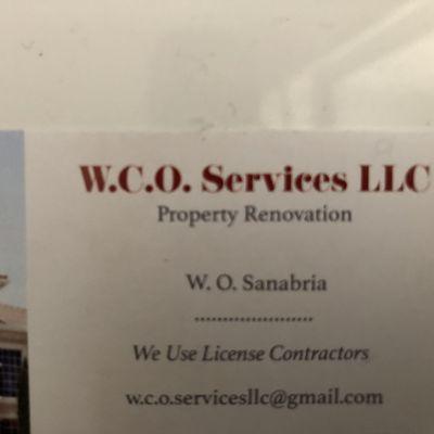 Avatar for W.C.O. Services LLC