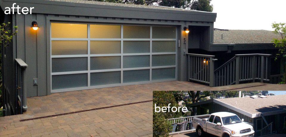 Sausalito Garage Remodel