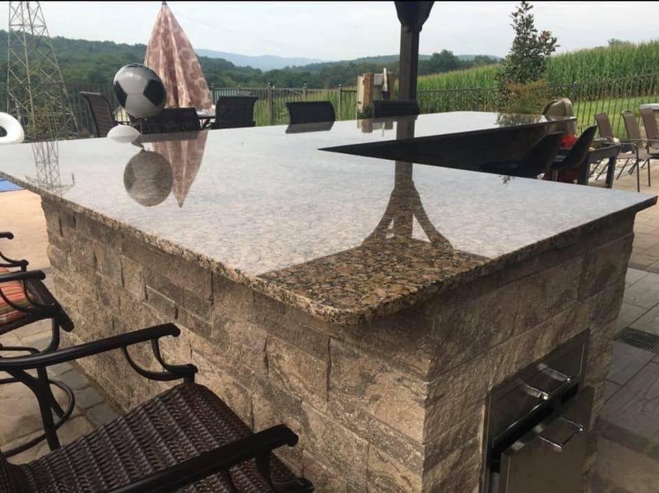 Indoor and outdoor kitchen remodels