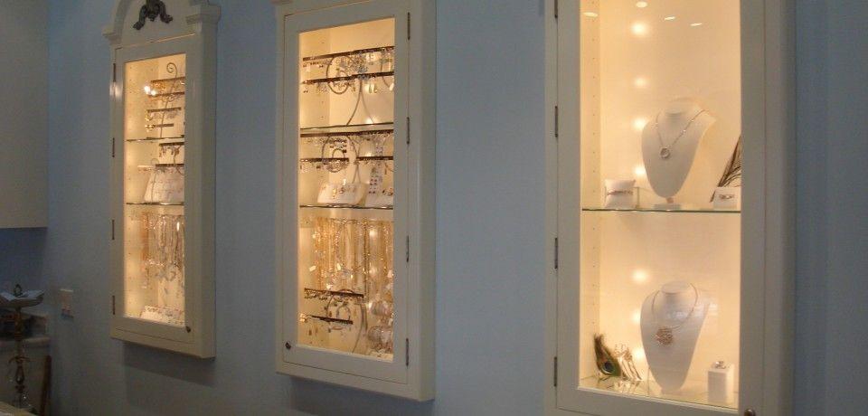 Saratoga Jewelry Store