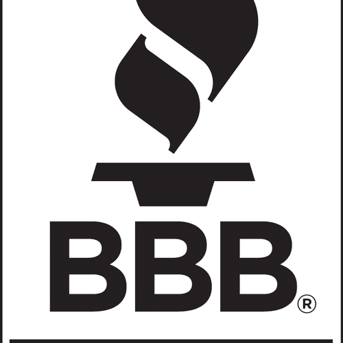 We have an A+ rating as a BBB accredited business!