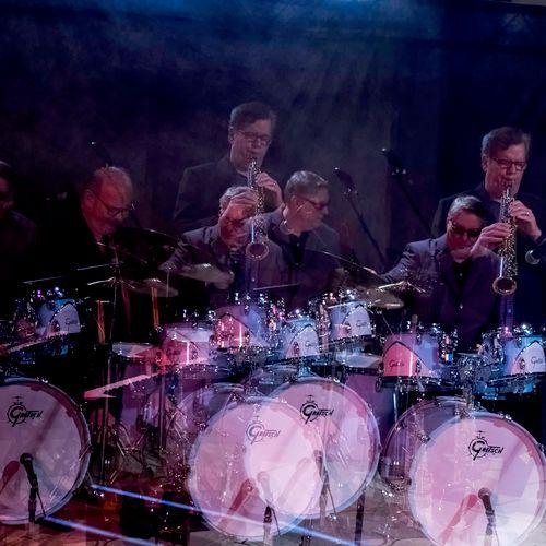 Professional Studio Shot of Jazz By Three