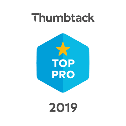 I joined Thumbtack in April and became a Top Pro by July thanks to my awesome clients!