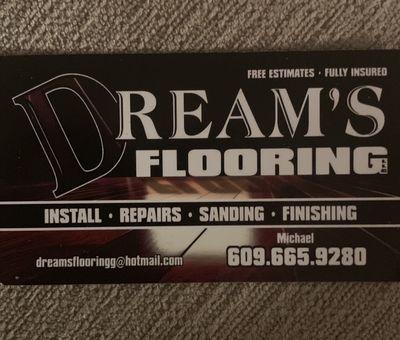 Avatar for Dreams flooring llc Long Branch, NJ Thumbtack