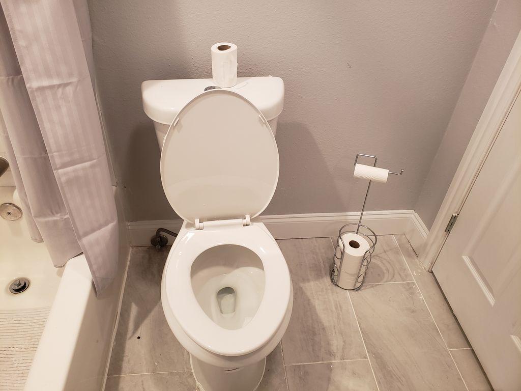 Bathroom Remodel - Dallas 2018