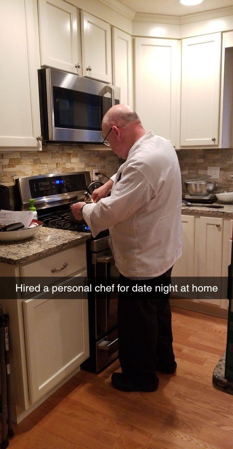 Personal Chef - Norton 2019