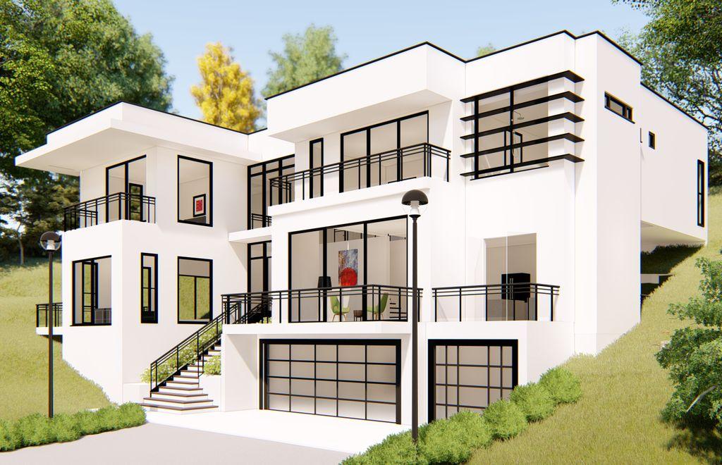 Parker's Residence