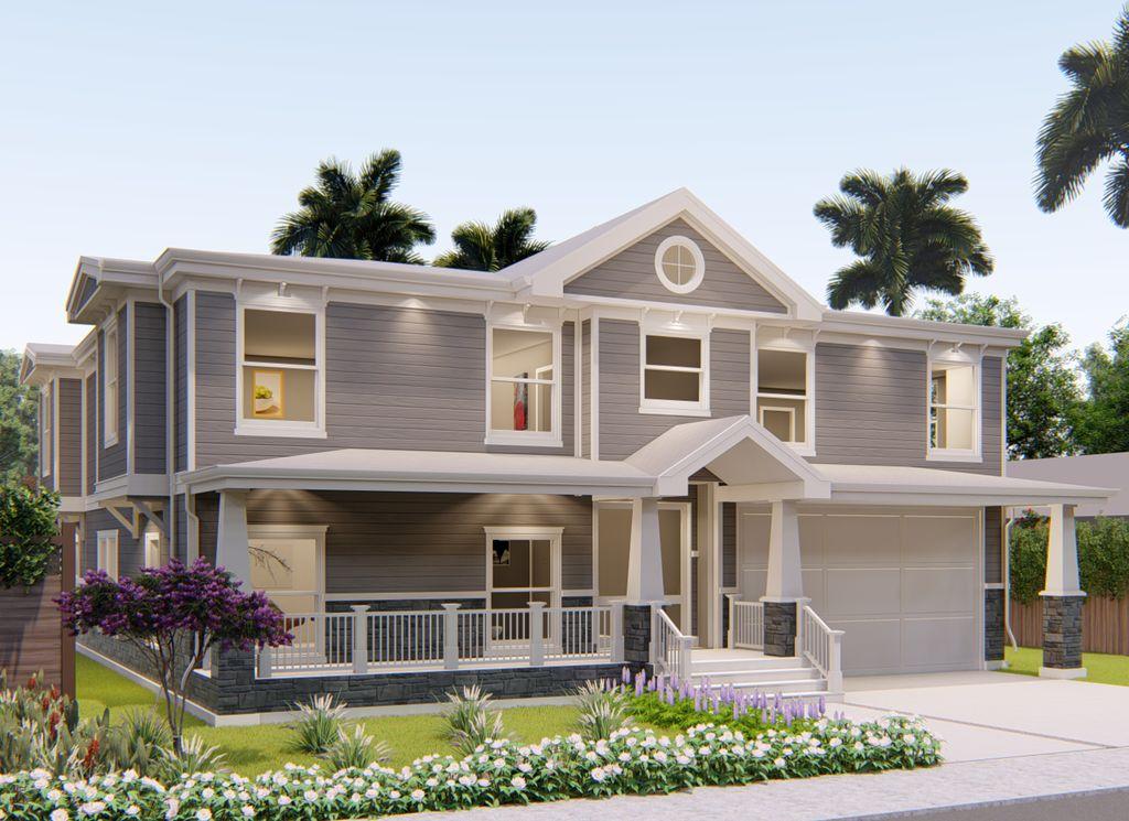 Sandhu's Residence