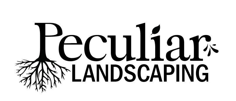 Peculiar Landscaping