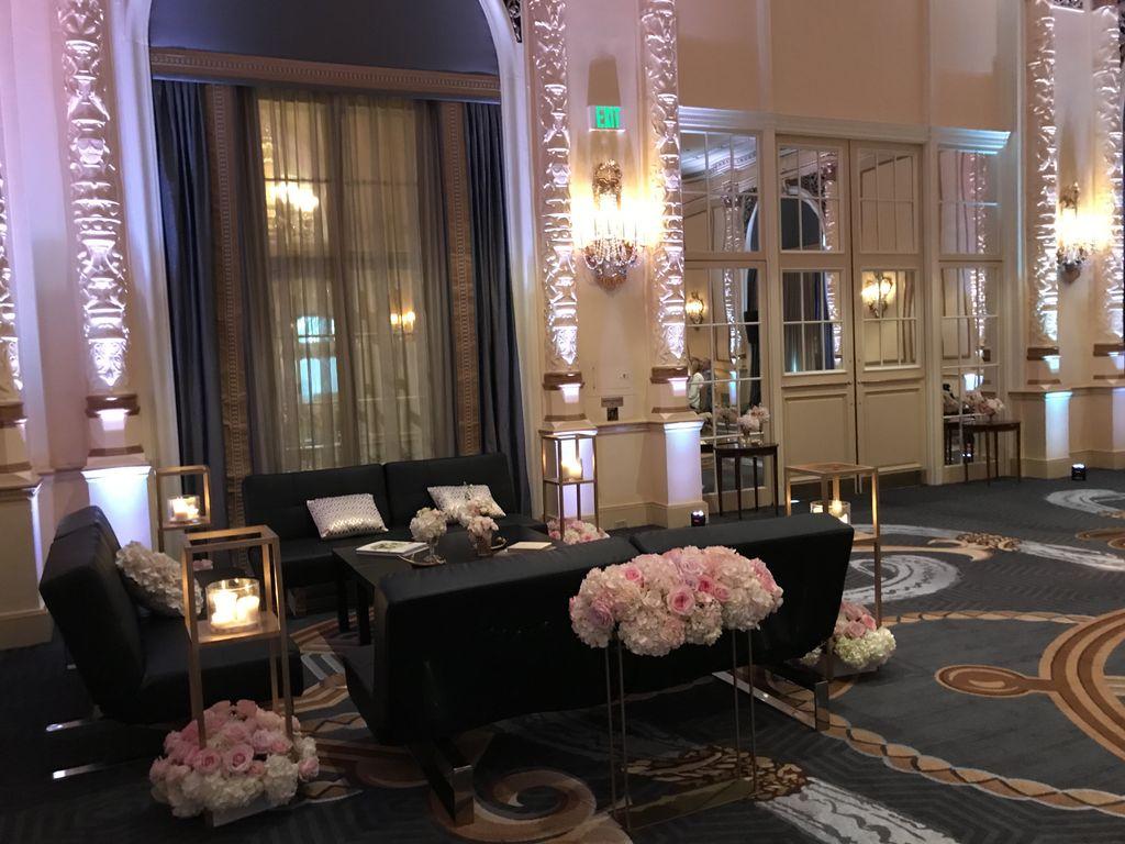 Floreno Wedding Fairmont Hotel