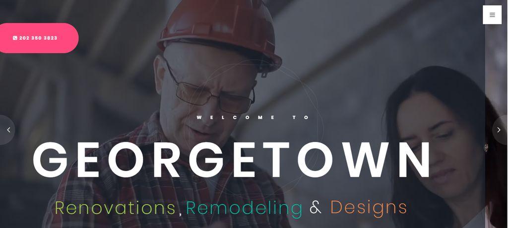 GEORGETOWN RENOVATIONS