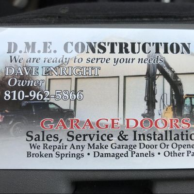 Avatar for Dme construction Lapeer, MI Thumbtack