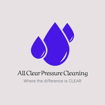 Avatar for All Clear Pressure Cleaning, LLC