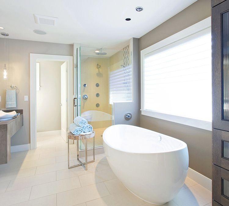 2  bathroom remodels