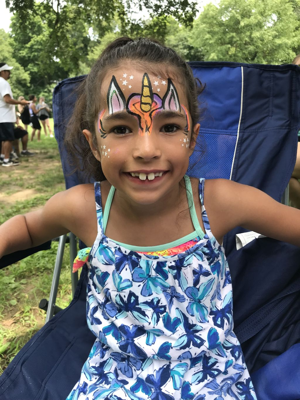 Outdoor 6th Birthday Party at Beaver Brook Reservation