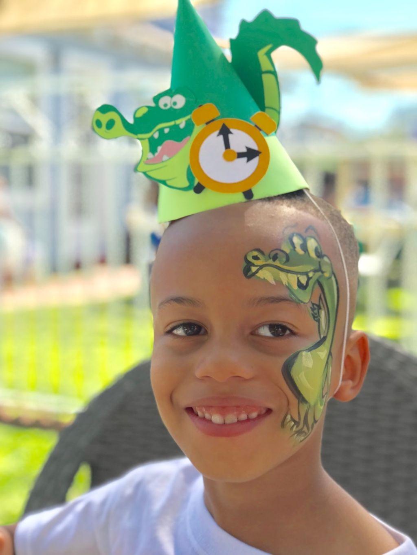 Peter Pan Birthday Party- 2019