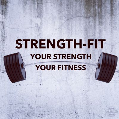 Avatar for Strength-Fit