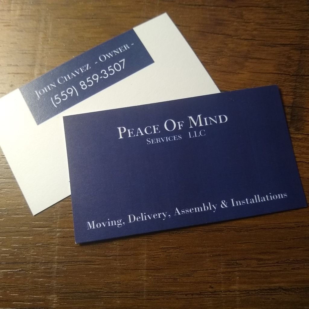 Peace of Mind Services LLC