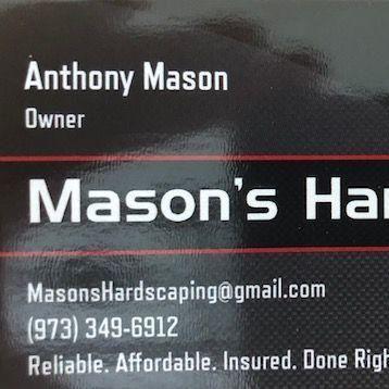 Avatar for Mason's Hardscaping Matthews, NC Thumbtack